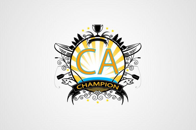 Champion Angler Logo