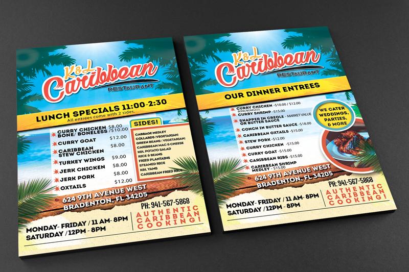 KL Caribbean Flyer