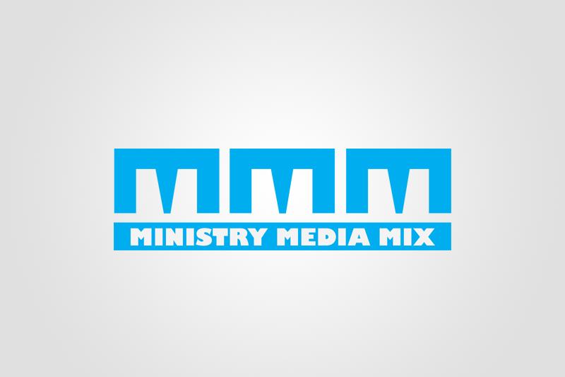 ministry media mix logo